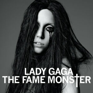 Lady Gaga-The Fame Monster cd-Great condition + bonus cd
