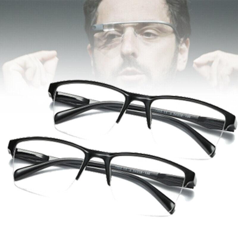 Unisex Lesebrille Brille Sehstärke Sehhilfe Dioptrien +0.25 bis +4.0 Lesehilfe