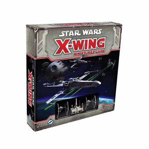 Star Wars X Wing Miniatures Game Core Set