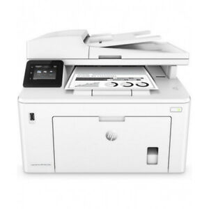 perfect condition HP LaserJet Pro M227FDW printer scanner fax