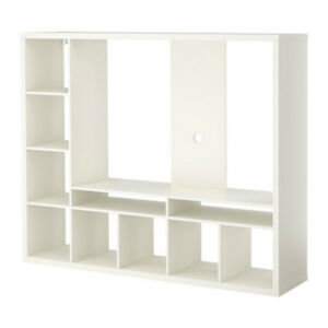 IKEA TV STAND In WHITE for SALE and Other Furniture In White