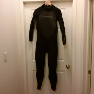 O'neill 4/3 Wetsuit Men's Large