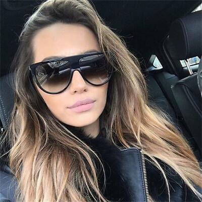 Kim Kardashian Sunglasses Women Vintage Retro Flat Oversized Square (Kim Kardashian Oversized Sunglasses)