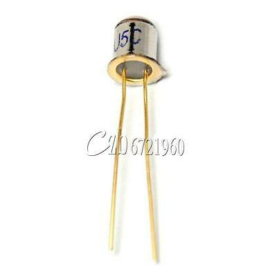 10pcs 3du5c Metal Package Silicon Phototransistor Npn Transistor Triode