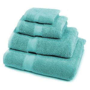 100% EGYPTIAN COTTON BATH TOWELS / SHEETS / FACE CLOTHS