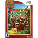 Nintendo - Donkey Kong Country Returns Selects - Wii