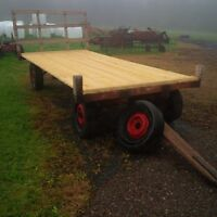 Hay Wagon or Farm Wagon for sale