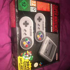Snes classic | Other Games Consoles for Sale - Gumtree