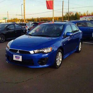 2017 Mitsubishi Lancer AWD Lease Takeover + $1000 CASH IN HAND