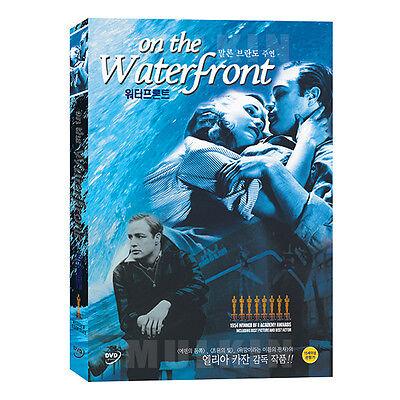 On the Waterfront (1954) DVD - Marlon Brando (*New *Sealed *All Region)