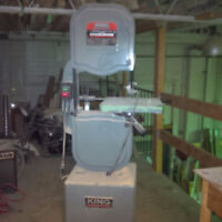 Selling Off Complete Woodworking Shop