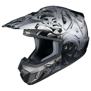 OFF ROAD HJC CS-MX2 GRAFFED HELMET/CASQUE DE MOTO HORS ROUTE