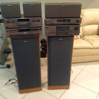 5 Speaker Sony Surround
