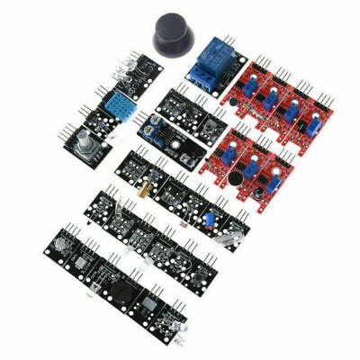 37 Sensor Ultimate 37 In 1 Sensor Modules Kit For Arduino Mcu Education User Usa