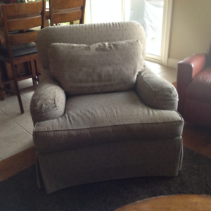 Small cosy chair