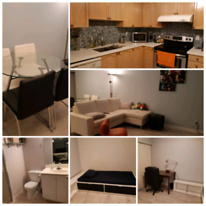 Yonge and Finch room rental, private washroom