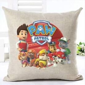 Paw Patrol Cushion Cover