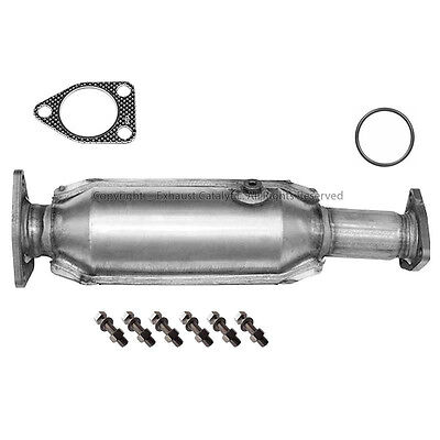 2004-2008 ACURA TSX 2.4L Rear Catalytic Converter with Gaskets - Acura Catalytic Converter Gasket