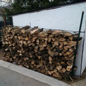 Full Cord of Dry, Seasoned Hardwood Firewood....$80 each pick up