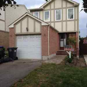 3 bedroom house for rent  (North park and Bramalea)