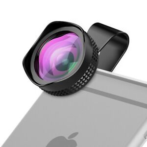 Professional 18mm Wide Angle Lens for iPhone 6/6S