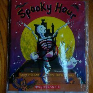 3 Brand New Halloween books