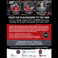 Family, Mentorship & Legacy – From the Playground to the NBA