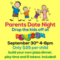 Parents Date Night at The Playtrium