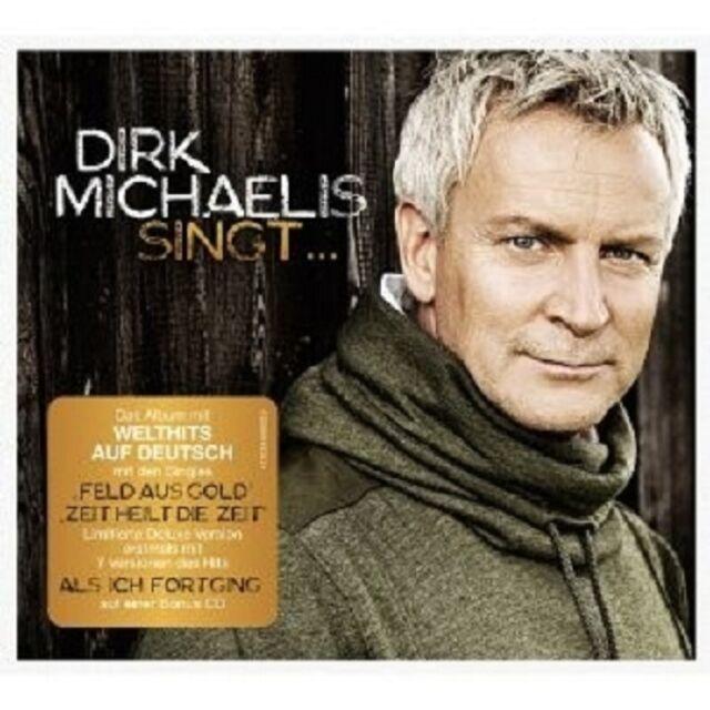 DIRK MICHAELIS - DIRK MICHAELIS SINGT...DELUXE (LTD.DIGI VERSION) 2 CD NEU