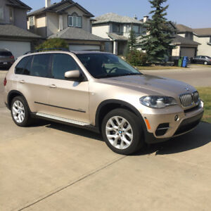 2013 BMW X5 35D SUV - 7 seaters, full options