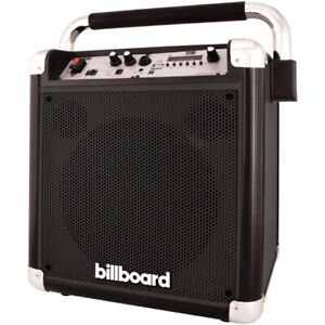 Speaker Billboard Thunder batterie 50h autonomie - NEUF!