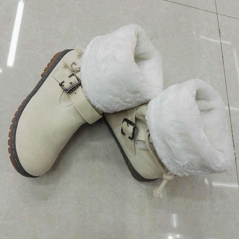 Women's Winter Fur Insulated Waterproof Midi Size