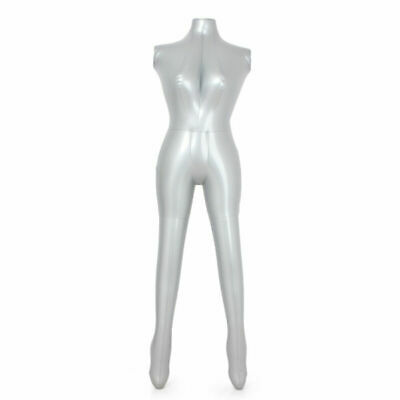 Female Model Inflatable Dummy Torso Body Mannequin Shoptrousers Pants Display