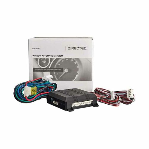 Directed 535T DEI Power Window Automation Roll Up Down One Touch Operation