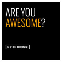 Awesome People Wanted!!! - Night shift - 8:00pm - 3:30am