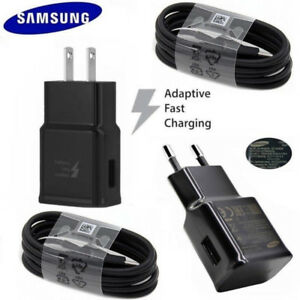 Original Samsung Fast Charger&Cable For Galaxy S8 S9+ Note8