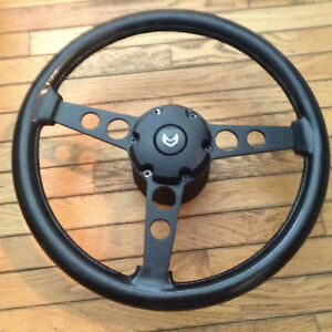 Steering wheel, TRANS AM, FIREBIRD, GTO. $125. (SALE PENDING)