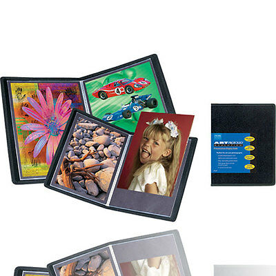 Itoya Art Portfolio Evolution 5 x 7 Inch Photo Album  Holds 48 Photos EV-12-5
