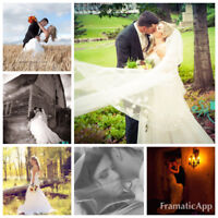Edmonton and Area Full Day Wedding Packages