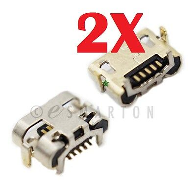 2X Amazon Kindle Fire 5th Gen SV98LN USB Dock Connector Charger Charging Port