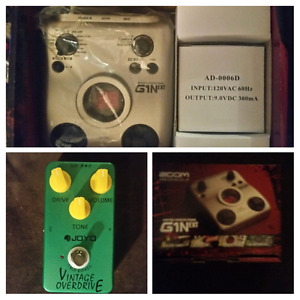 Pedals for sale