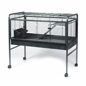 Knock Down Living World Rabbit Cage