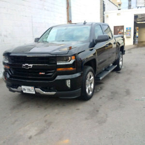2016 Chevrolet Silverado Z71 Lease Takeover only $329 a month