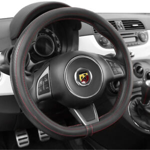 Carbon Fibre Steering Wheel Cover
