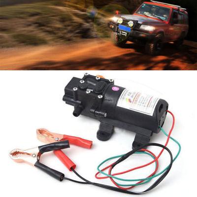 - Motor Oil Diesel FUEL Fluid Extractor Electric Siphon Transfer Change Pump 12V