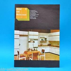 ddr m bel und wohnraum 4 1983 fachzeitschrift walter. Black Bedroom Furniture Sets. Home Design Ideas