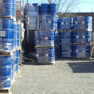 55 gallon steel drums, food grade, mint condition- 100+ units
