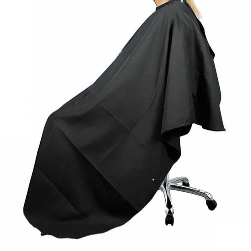 Black Shop Cape Gown Hair Cutting
