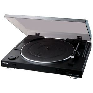 Brand New Open Box Sony PS-LX300 USB Turntable