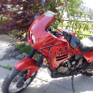 MOTORCYCLE GREAT CONDITION TIGER TRIUMPH